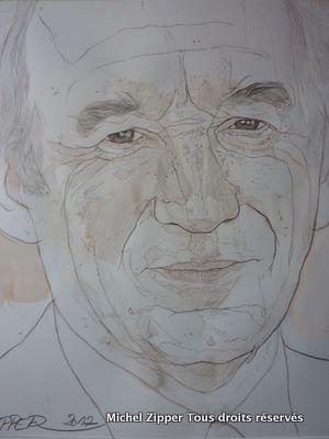 François Bayrou by zipper